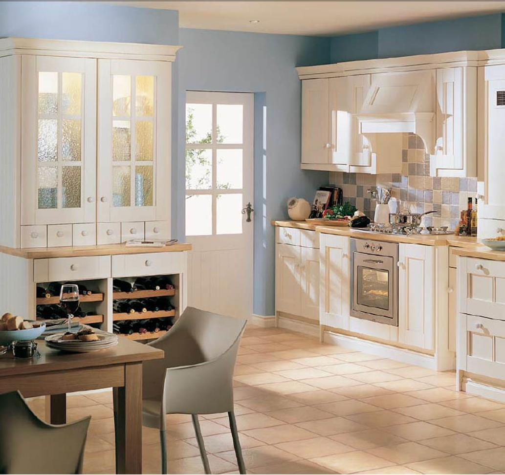 Country Kitchen Accessories and Decor Ideas 17