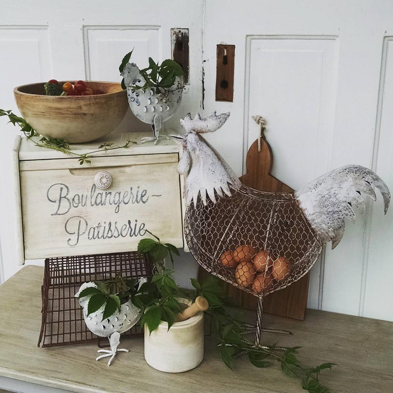 Country Kitchen Accessories and Decor Ideas 25