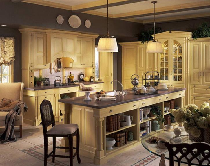 Country Kitchen Accessories and Decor Ideas 29