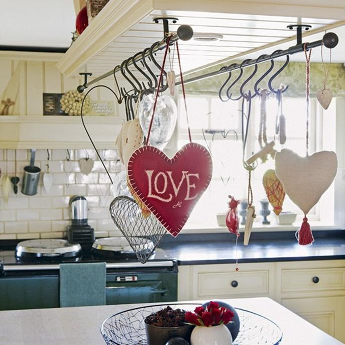 Country Kitchen Accessories and Decor Ideas 33