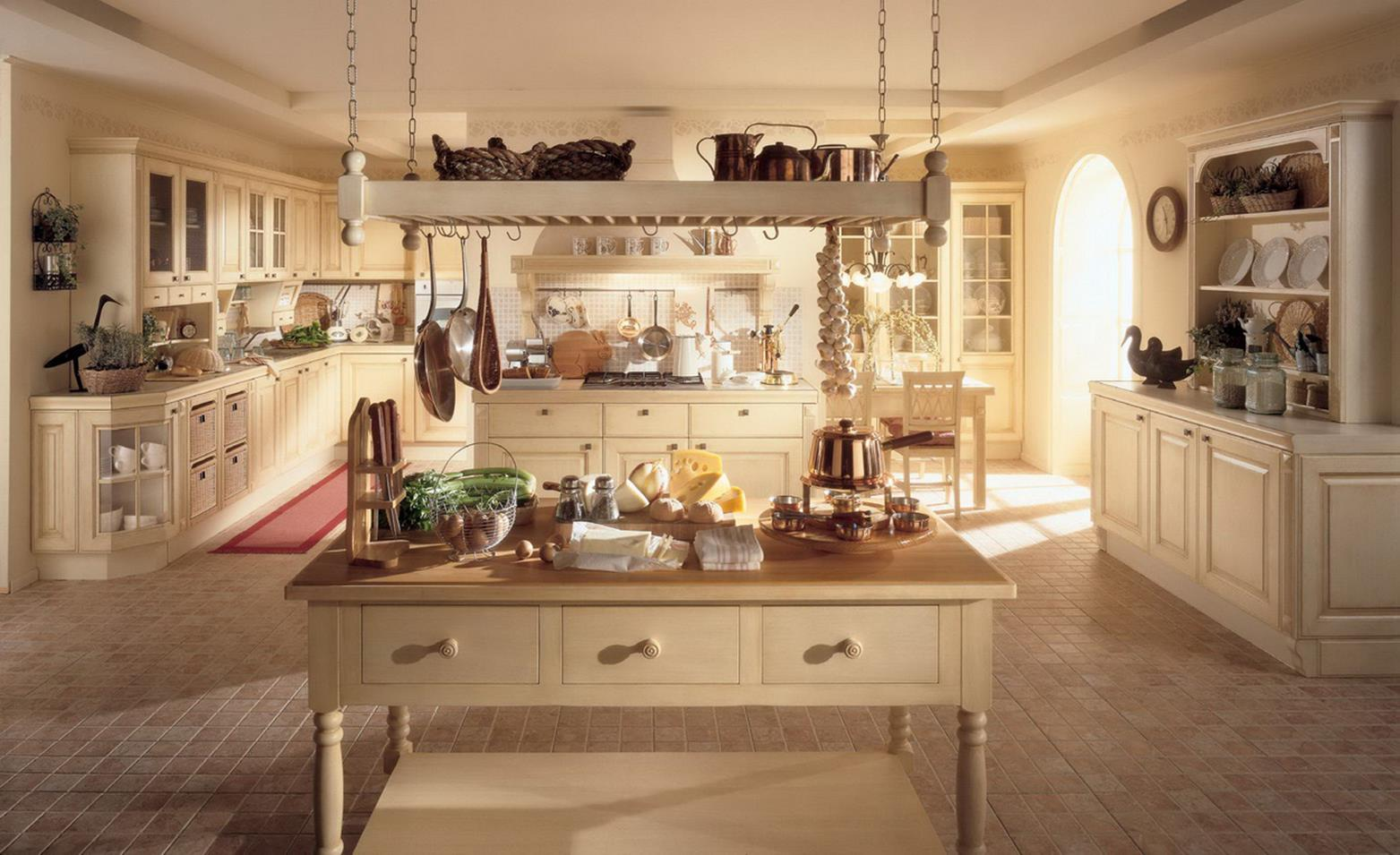 Country Kitchen Accessories and Decor Ideas 38