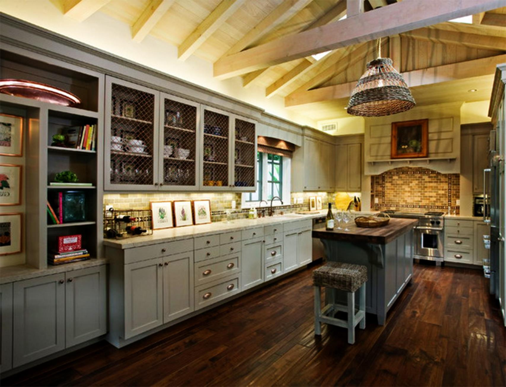 Country Kitchen Accessories and Decor Ideas 4