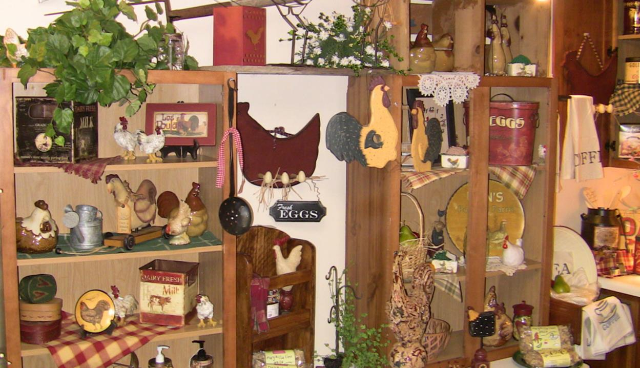 Country Kitchen Accessories and Decor Ideas 9