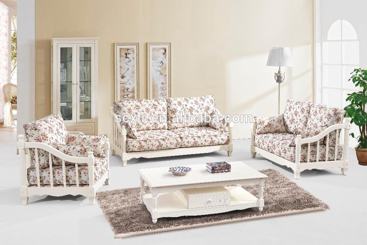 Country Style Living Room Furniture Ideas 10