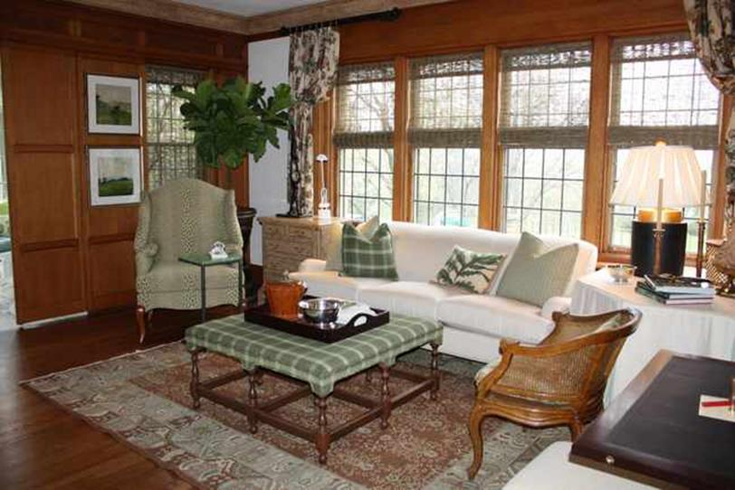 Country Style Living Room Furniture Ideas 19
