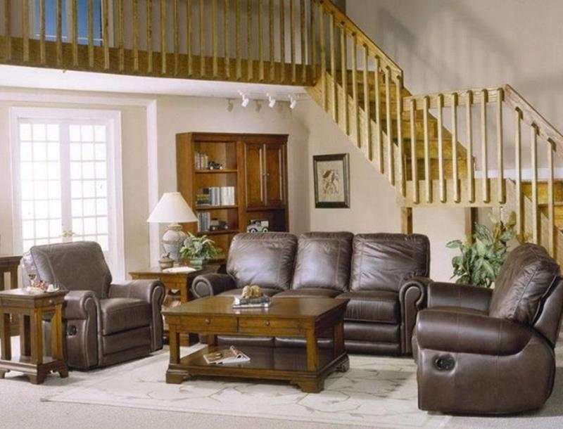 Country Style Living Room Furniture Ideas 20