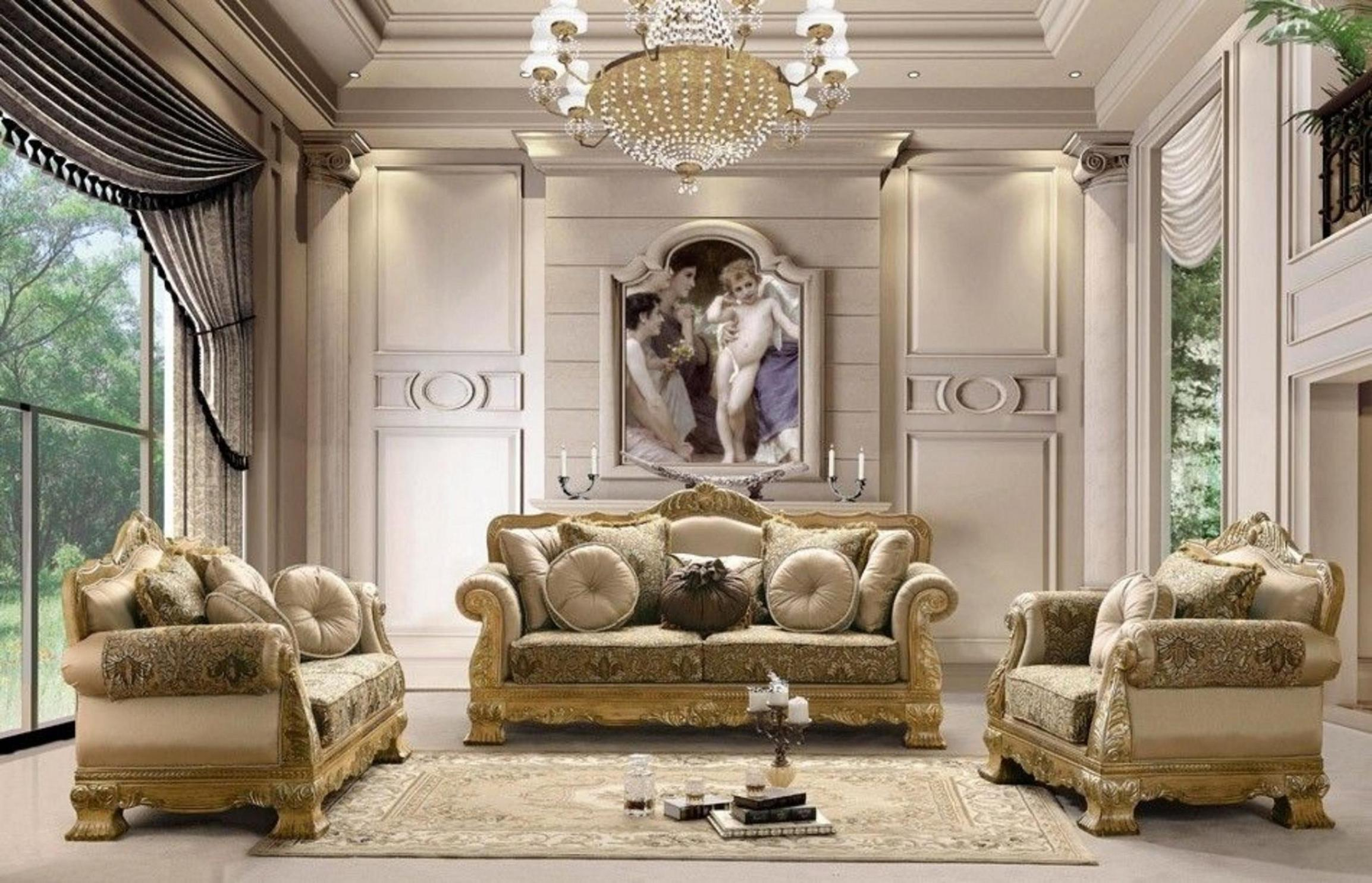 Country Style Living Room Furniture Ideas 28
