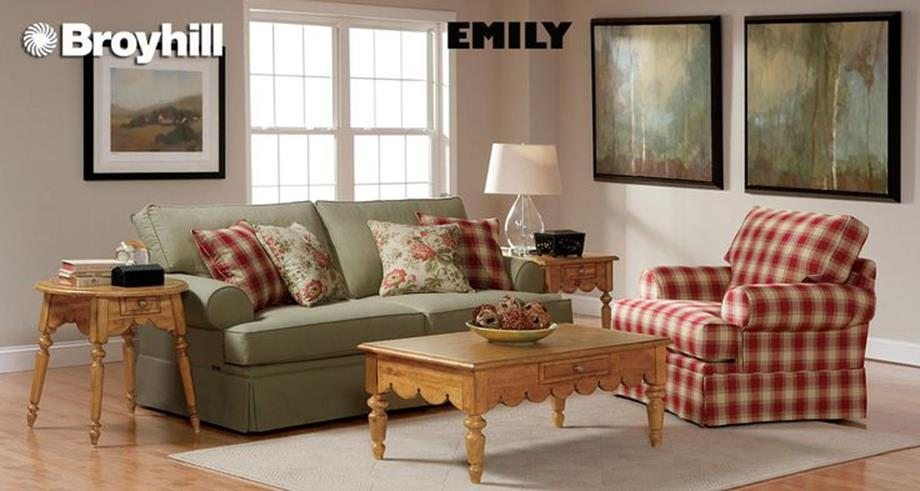 Country Style Living Room Furniture Ideas 8
