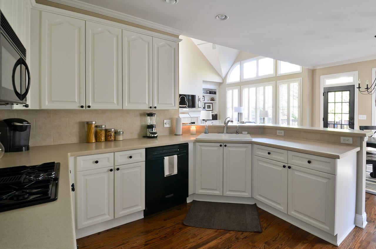 Painted Kitchen Cabinets Before And After 28