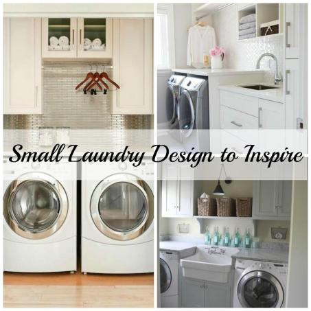 Small Laundry Room Design Ideas 16