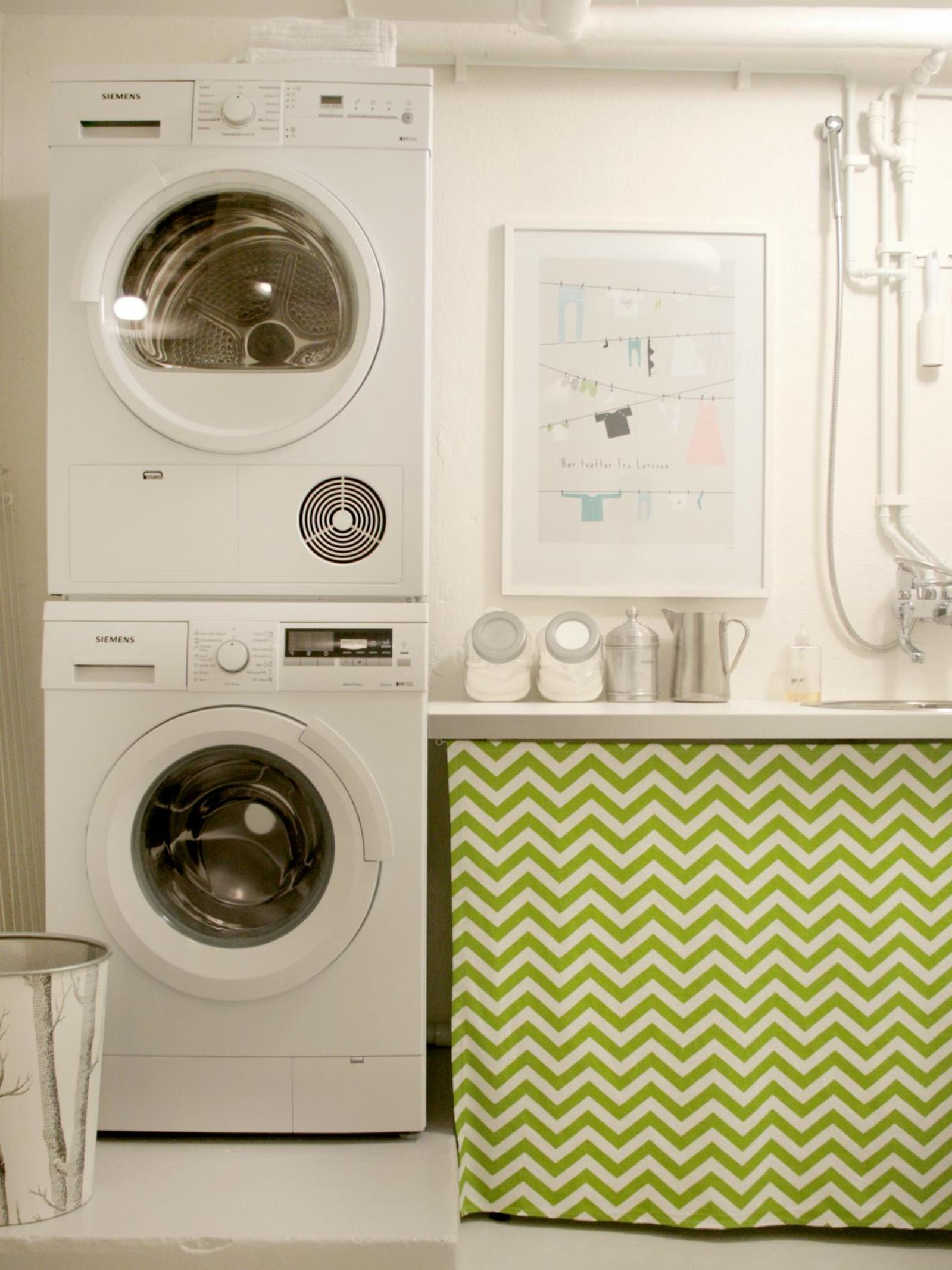 Small Laundry Room Design Ideas 20