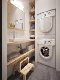 Small Laundry Room Design Ideas 22