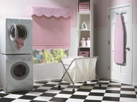 Vintage Laundry Room Decoration Ideas 26