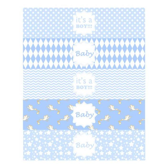 Water Bottle Baby Shower Ideas 4