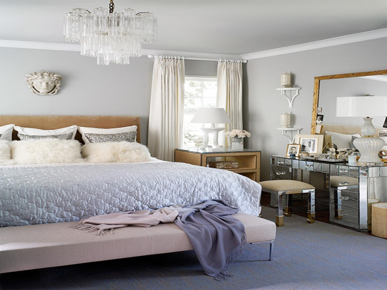 Blue And Beige Bedrooms Decorating Ideas 19