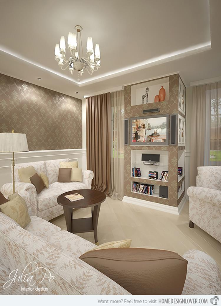 Blue And Beige Bedrooms Decorating Ideas 2