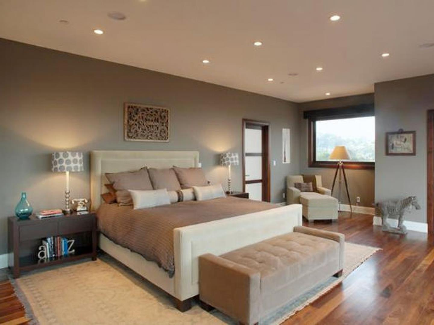 Blue And Beige Bedrooms Decorating Ideas 25