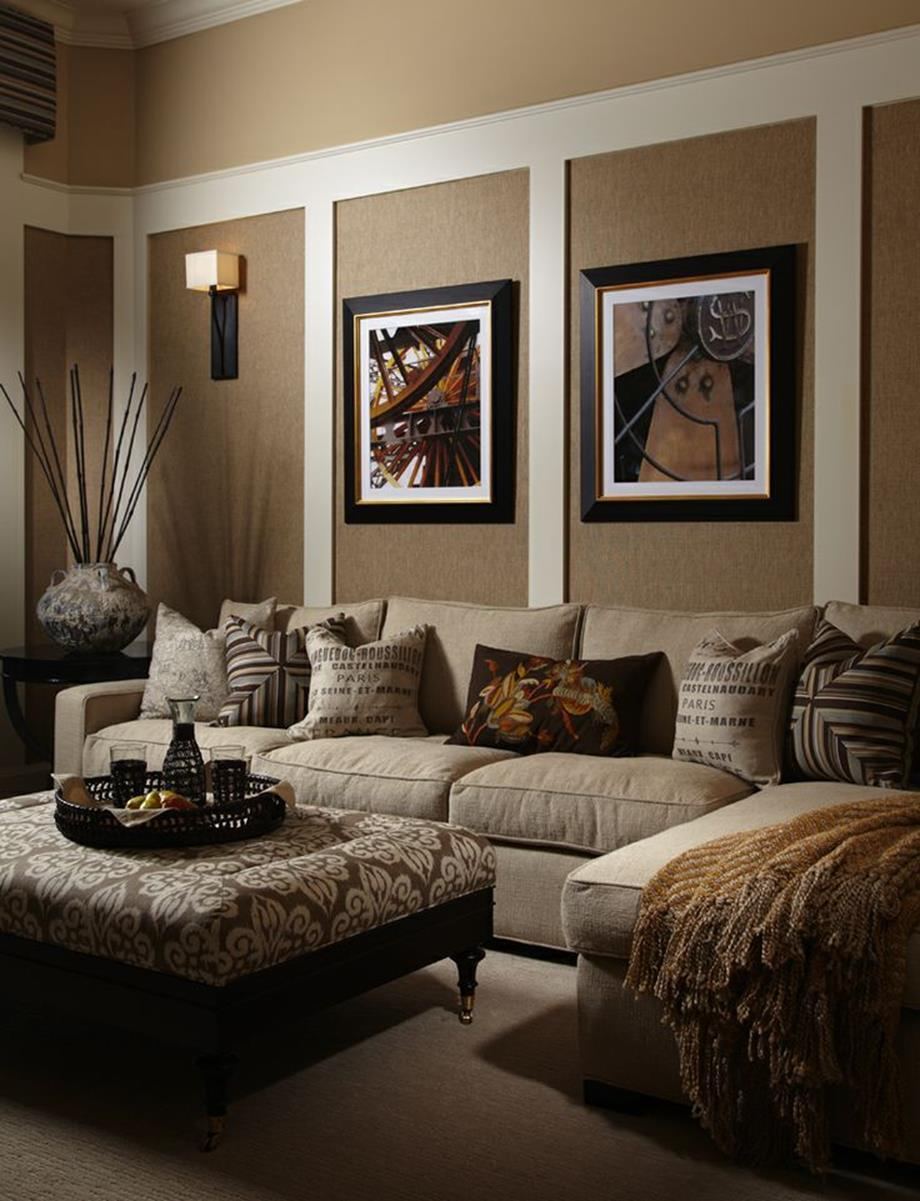 Blue And Beige Bedrooms Decorating Ideas 5