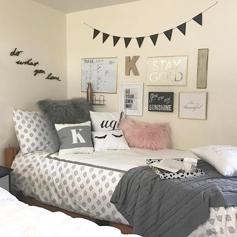 College Dorm Wall Decor For Girl 6