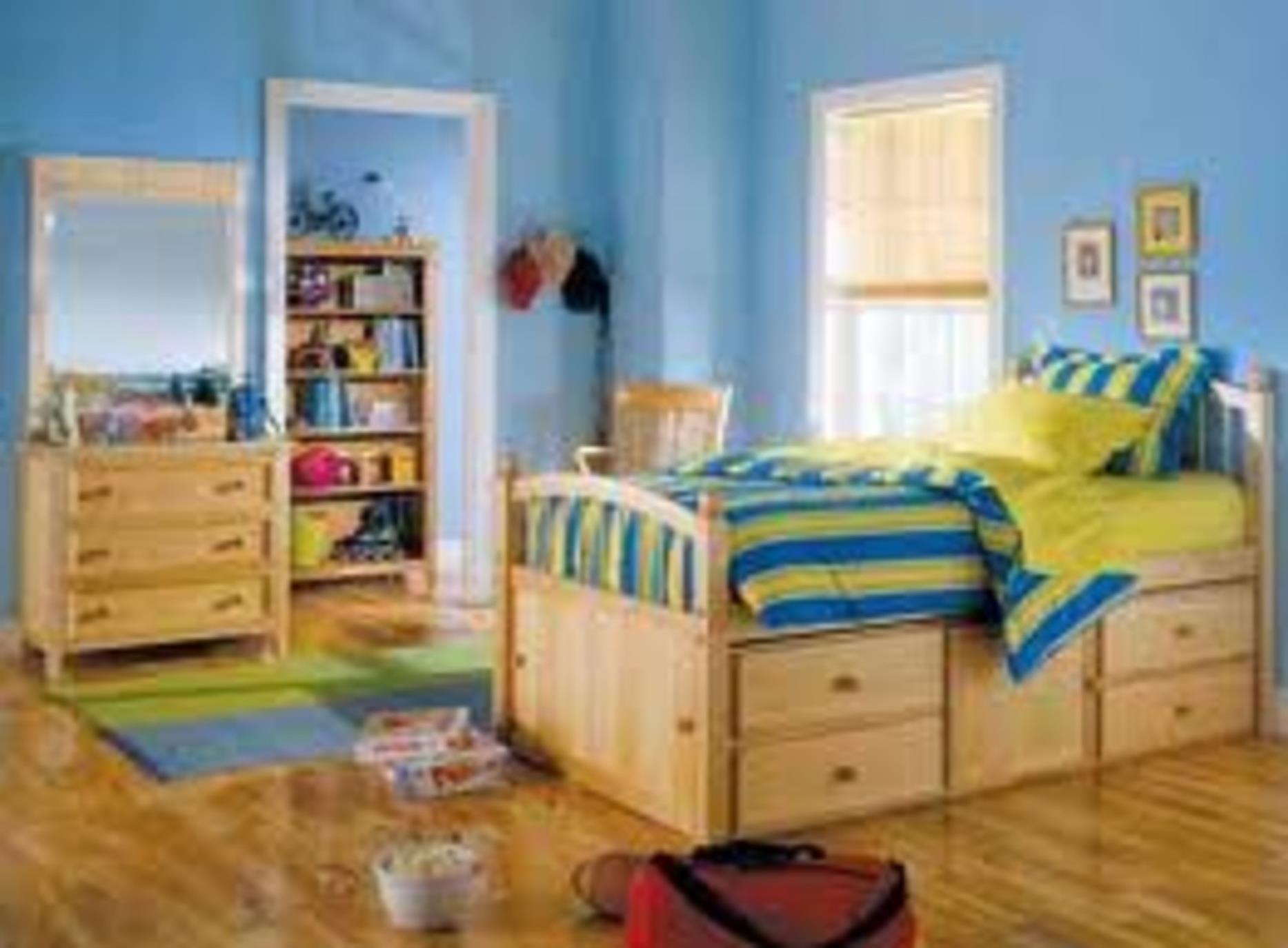Color Full Kids Room Decorating Ideas On A Budget 10
