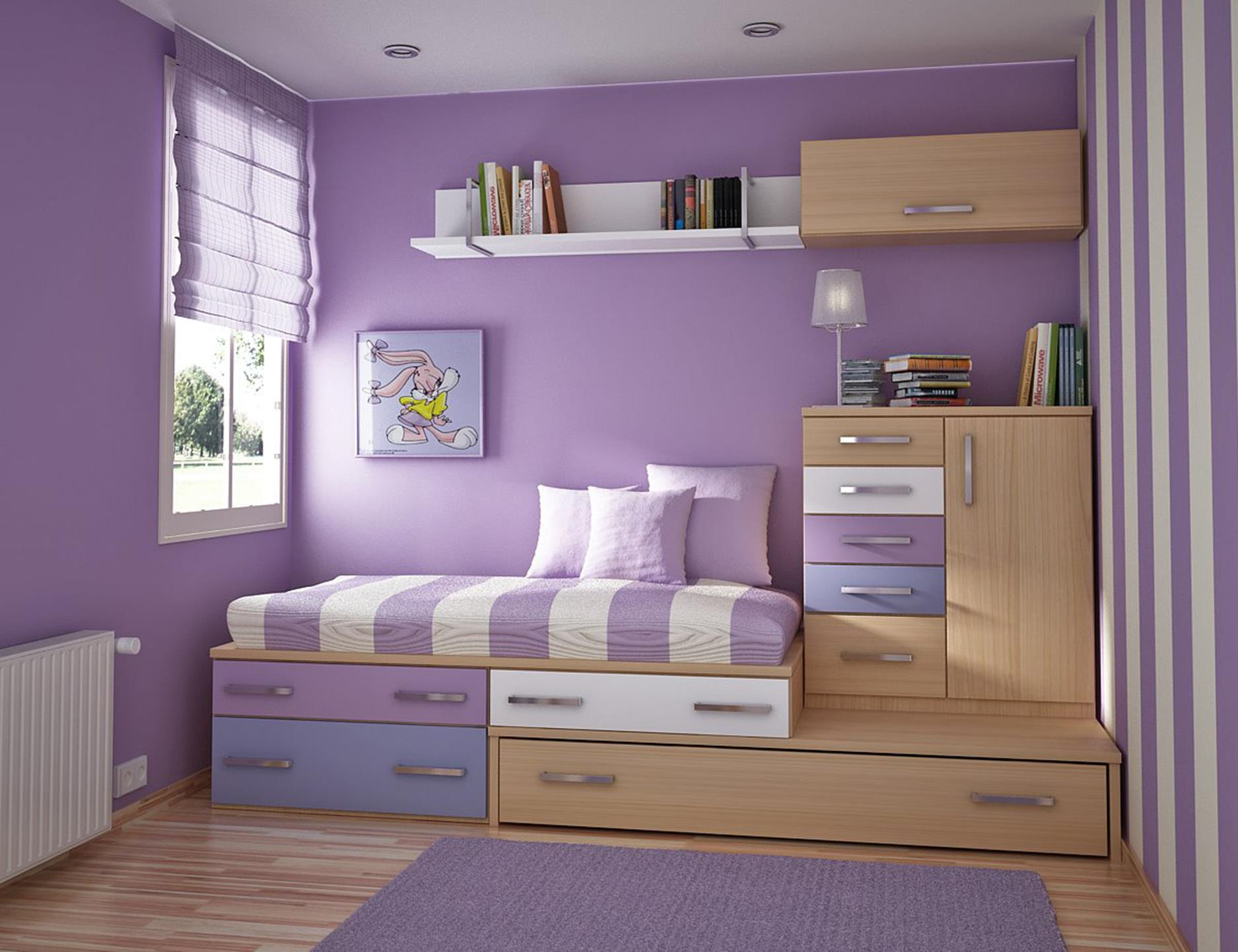 Color Full Kids Room Decorating Ideas On A Budget 12