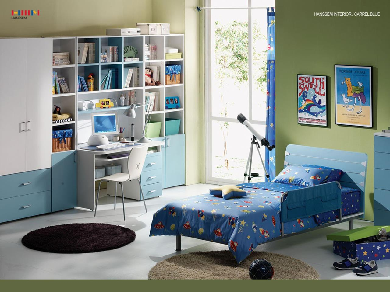 Color Full Kids Room Decorating Ideas On A Budget 14