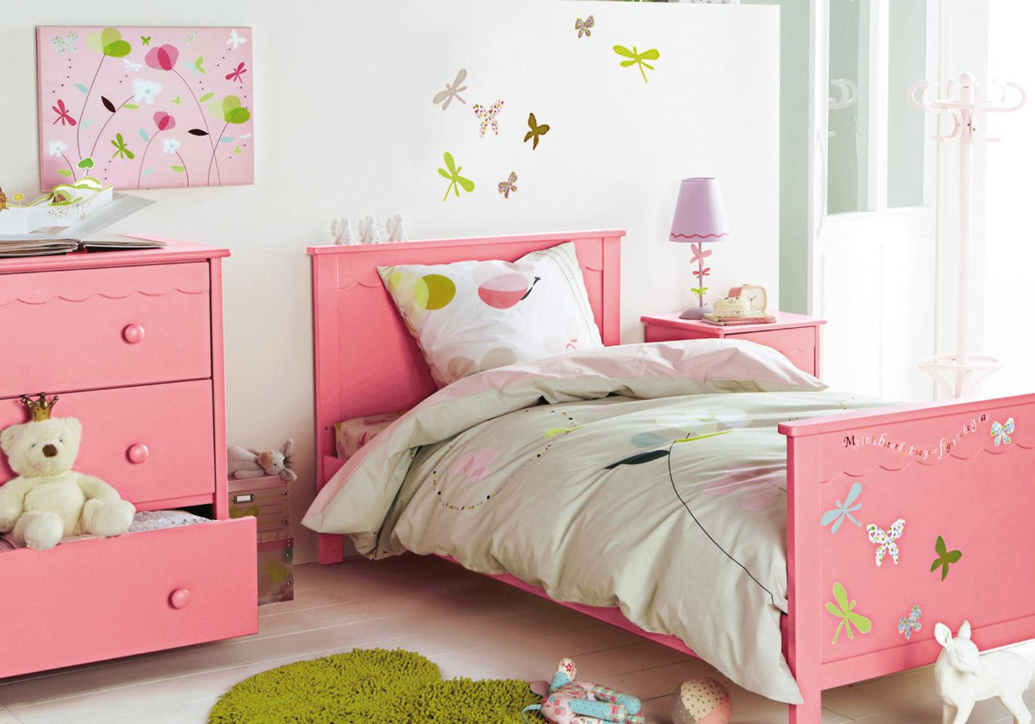 Color Full Kids Room Decorating Ideas On A Budget 19