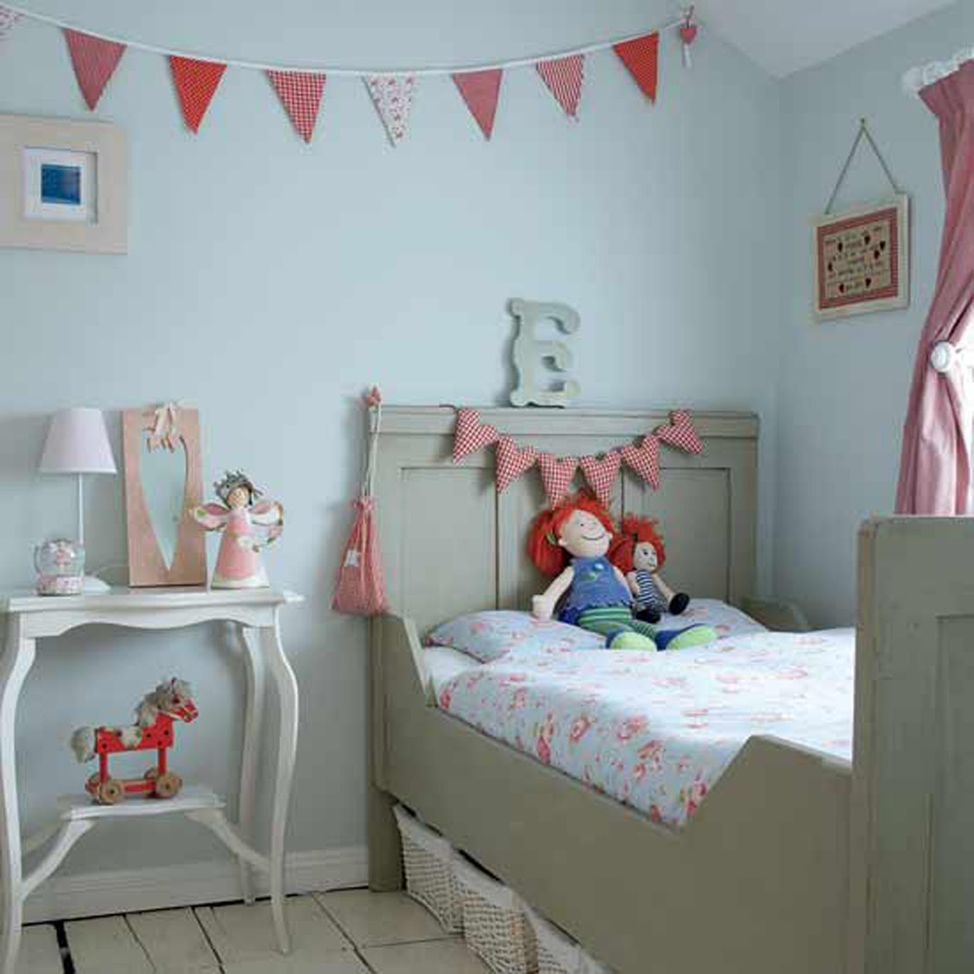 Color Full Kids Room Decorating Ideas On A Budget 32