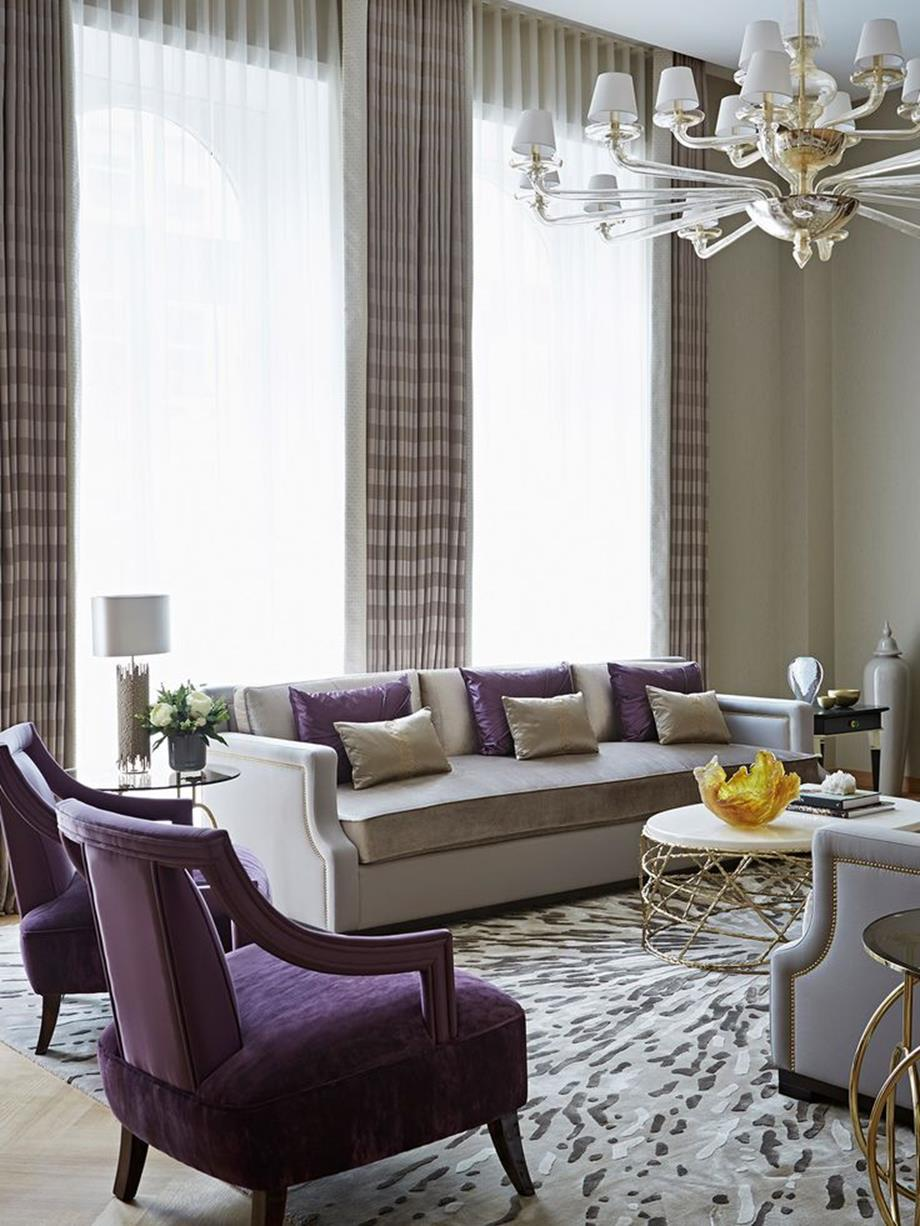 Contemporary Furniture Ideas For Your Sweet Living Room 12