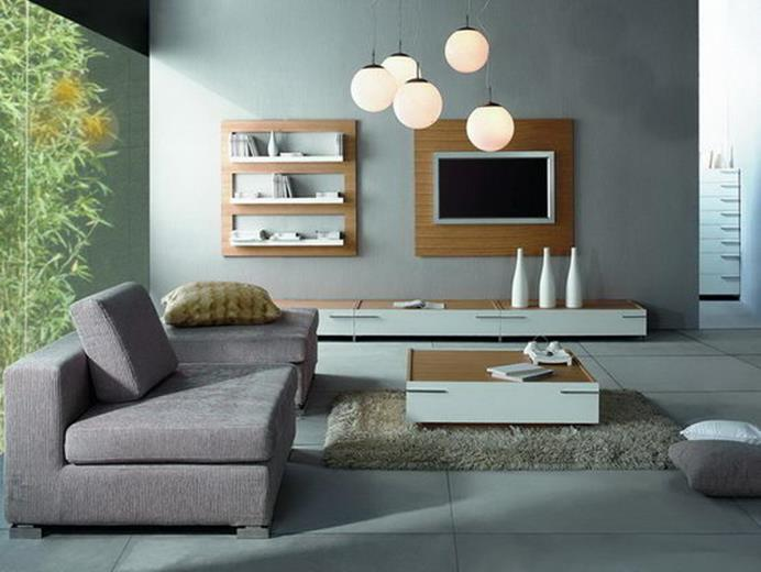 Contemporary Furniture Ideas For Your Sweet Living Room 39