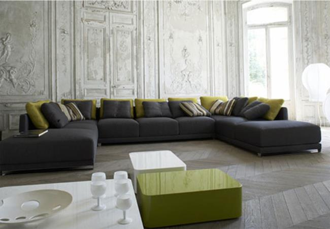 Contemporary Furniture Ideas For Your Sweet Living Room 4