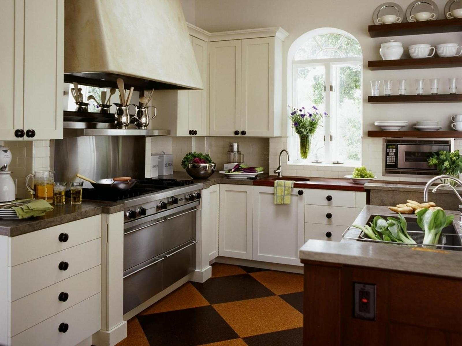 Country Style Kitchen Cabinets Design Ideas 34
