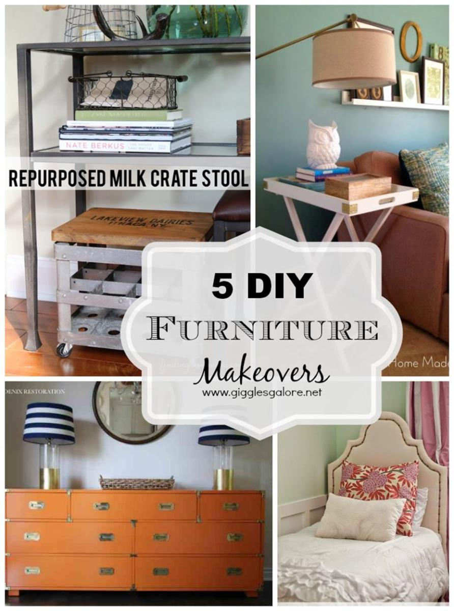 DIY Furniture Makeovers Ideas On A Budget 30