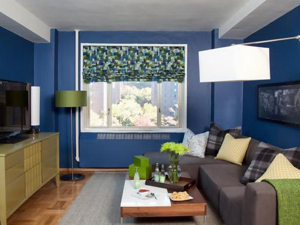 Decorating Ideas For Small Living Rooms 22