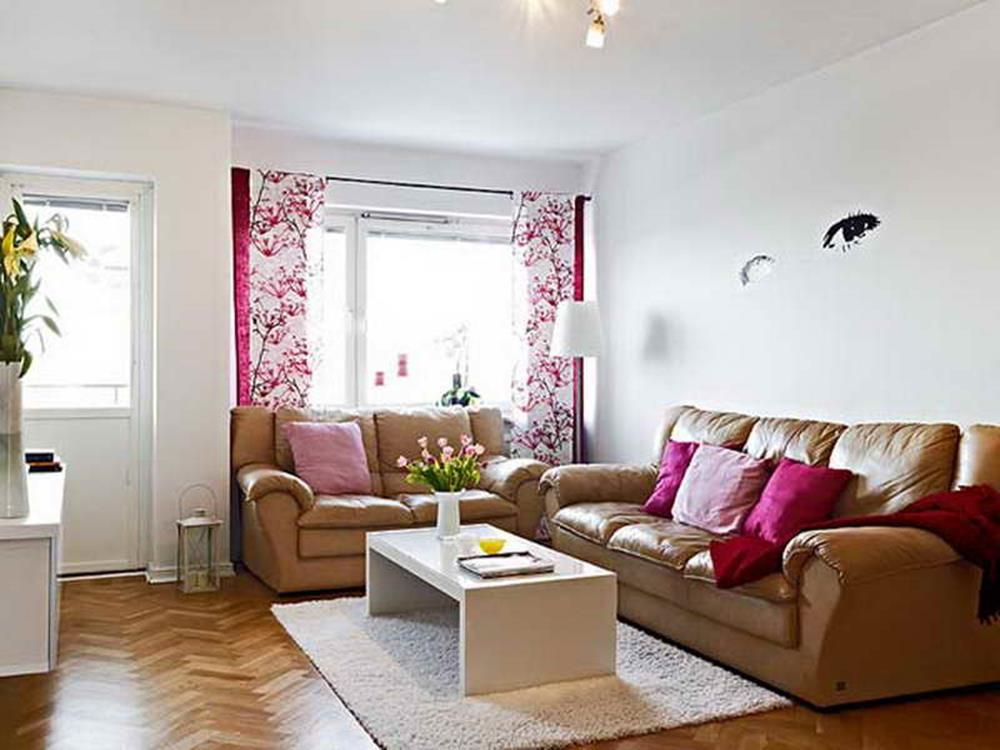 Decorating Ideas For Small Living Rooms 3