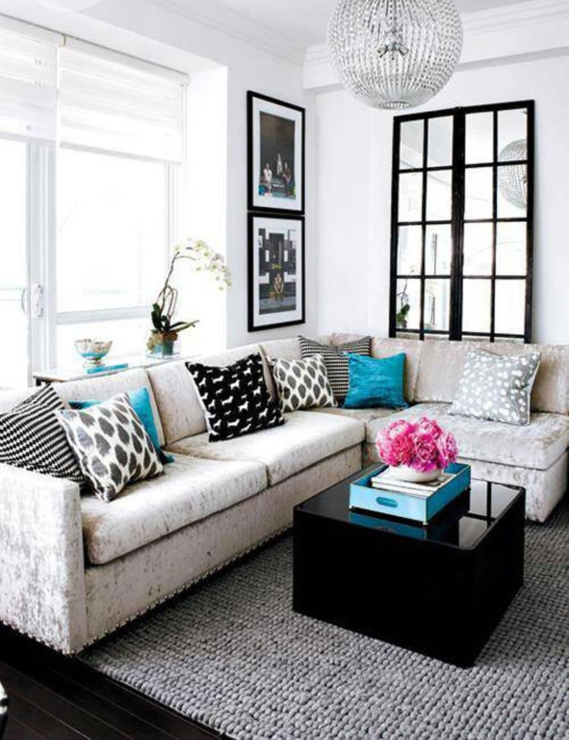 Decorating Ideas For Small Living Rooms 6