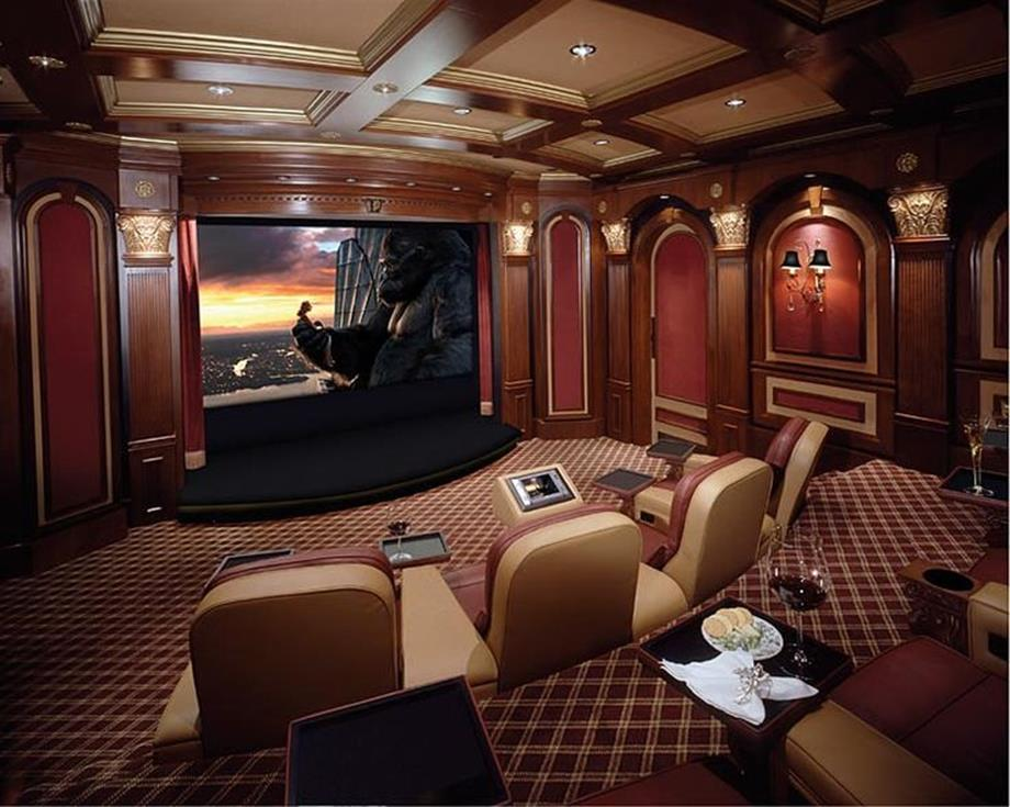 Home Theater Couch Living Room Furniture 10