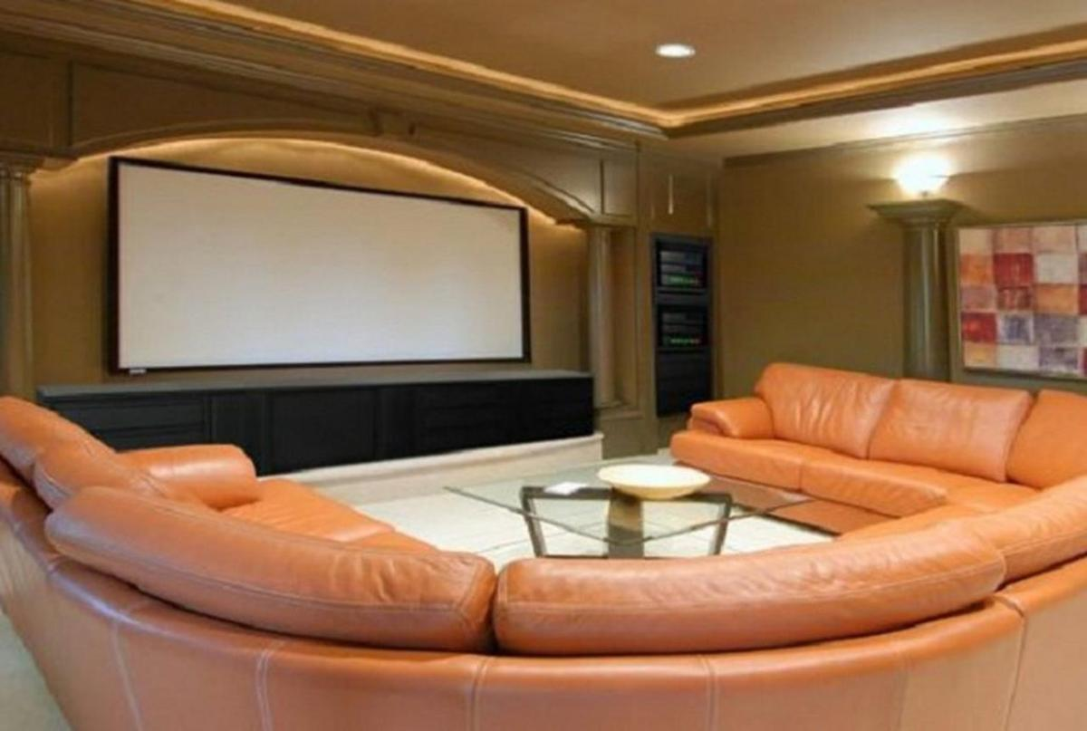 Home Theater Couch Living Room Furniture 11