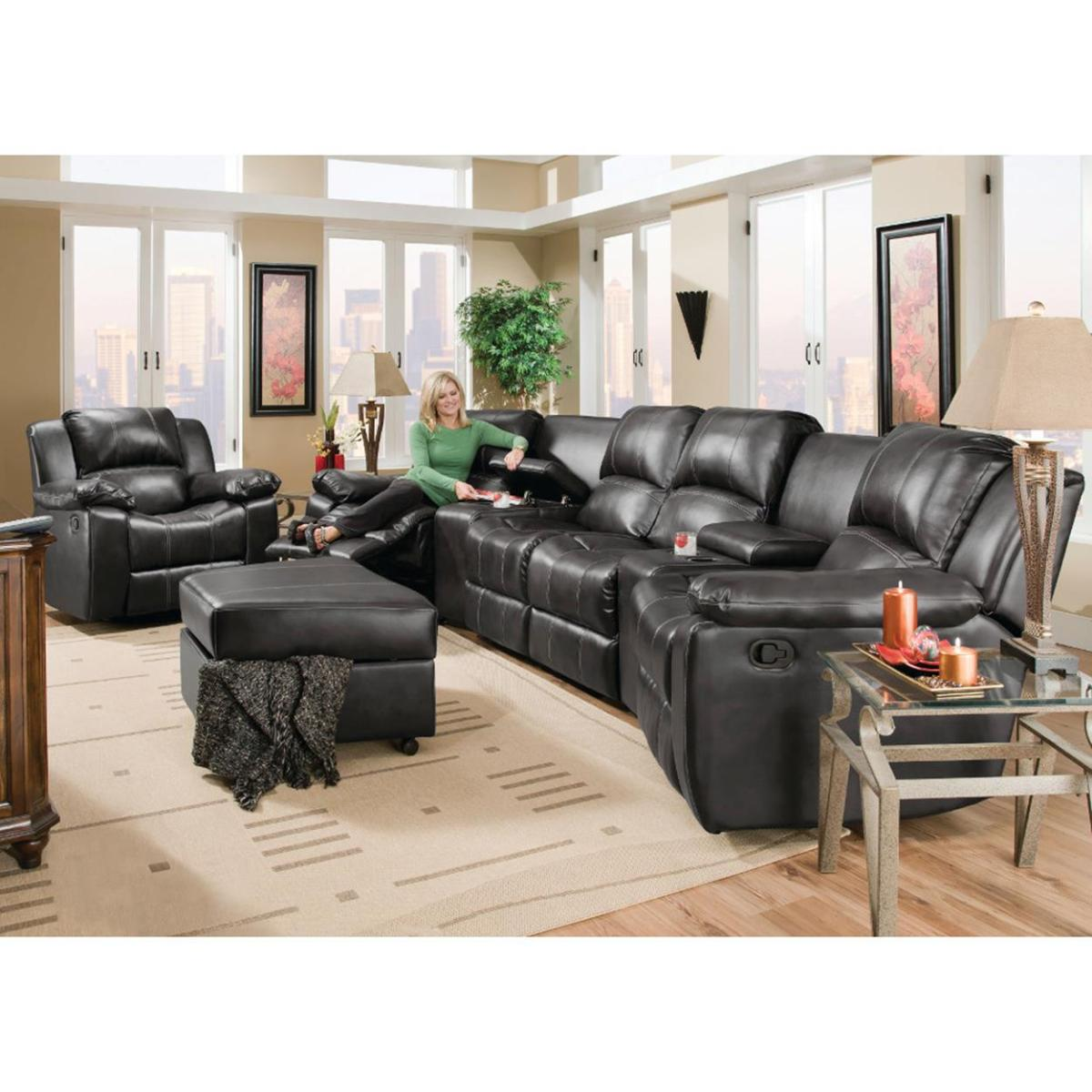 Home Theater Couch Living Room Furniture 12