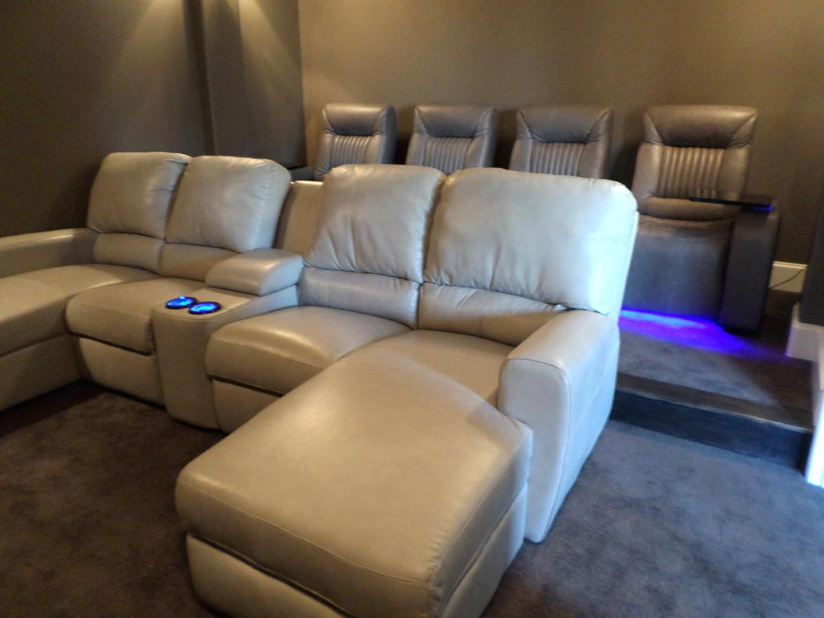 Home Theater Couch Living Room Furniture 13