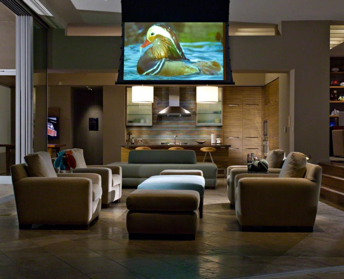 Home Theater Couch Living Room Furniture 16