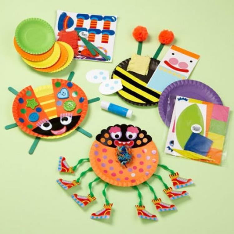 Simple and Beautiful Arts And Crafts Ideas For Kids 6