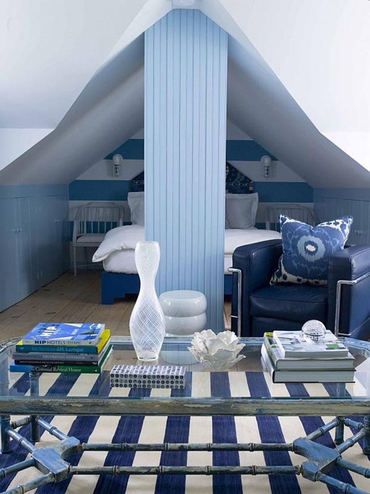 Attic Makeovers Ideas On a Budget 23
