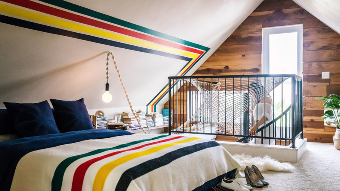 Attic Makeovers Ideas On a Budget 33