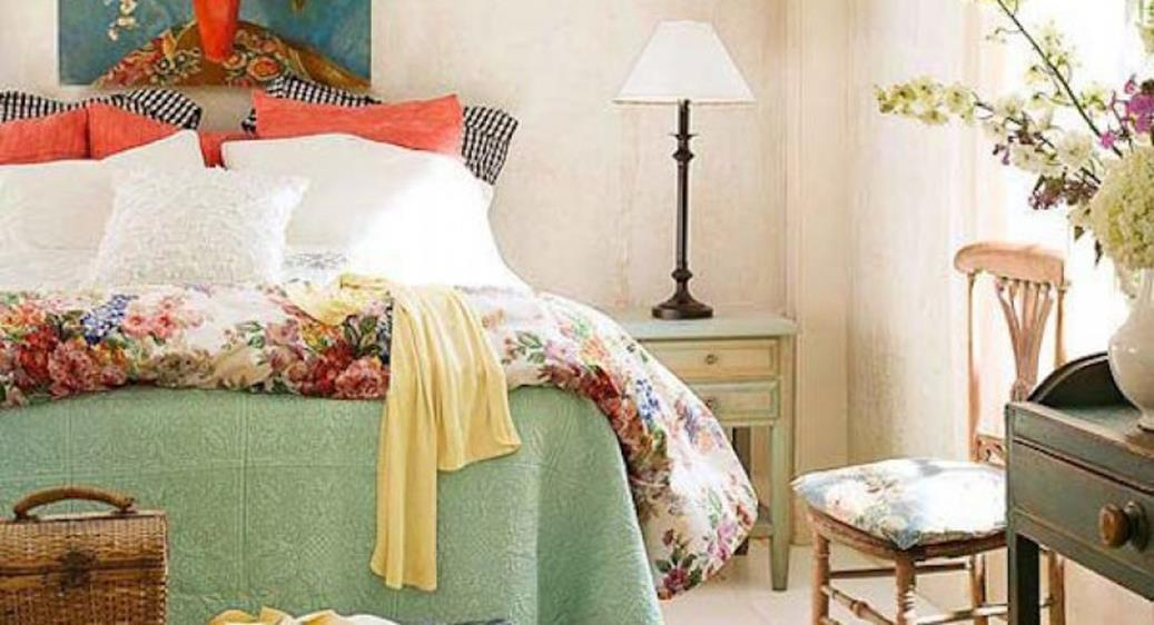 Bedroom Decorating Ideas for Spring 21