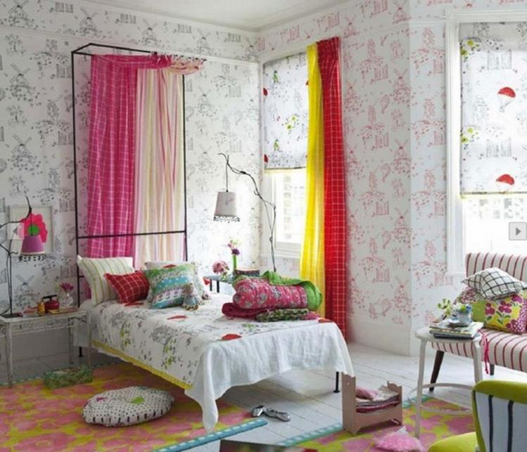 Bedroom Decorating Ideas for Spring 23