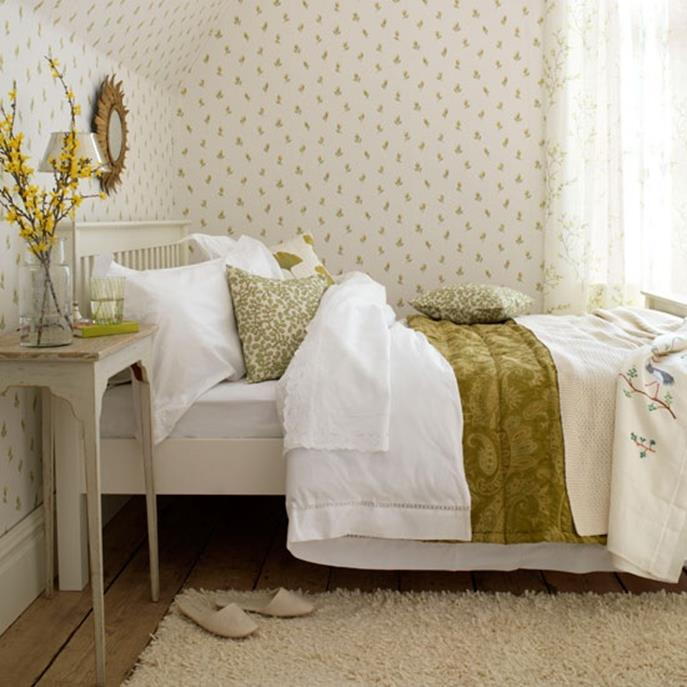 Bedroom Decorating Ideas for Spring 35