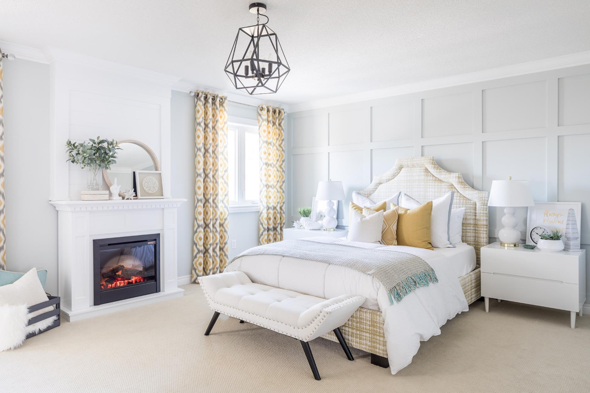 Bedroom Decorating Ideas for Spring 37