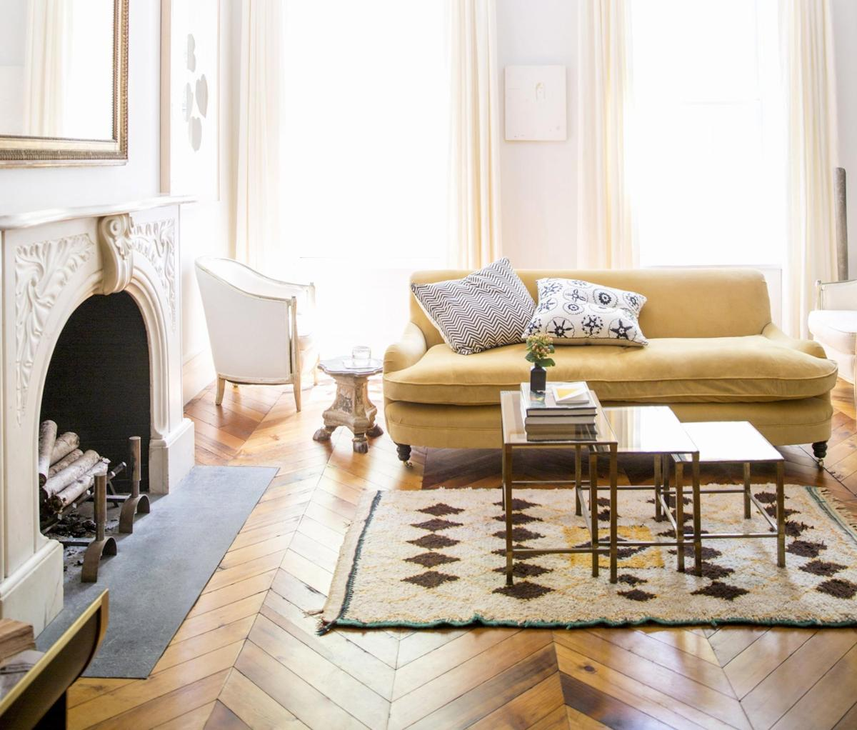 City Chic Living Room Decorating Ideas On a Budget 15