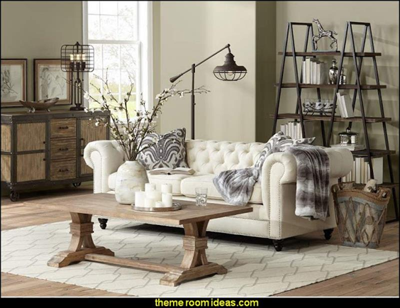 City Chic Living Room Decorating Ideas On a Budget 18